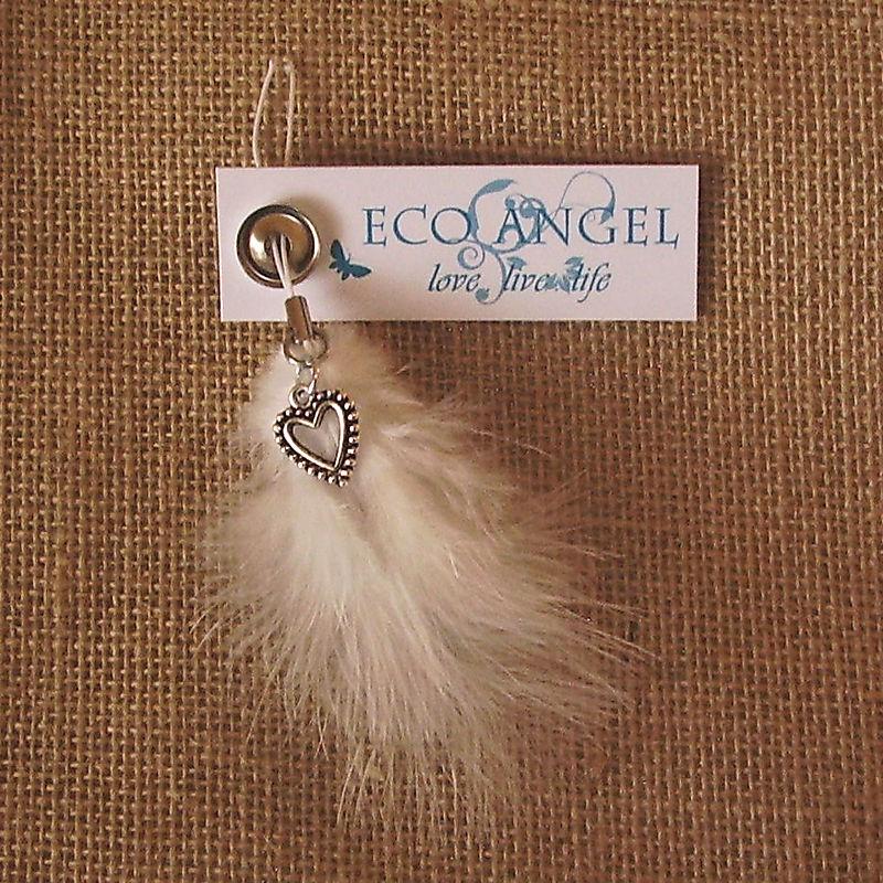 Eco angel charm