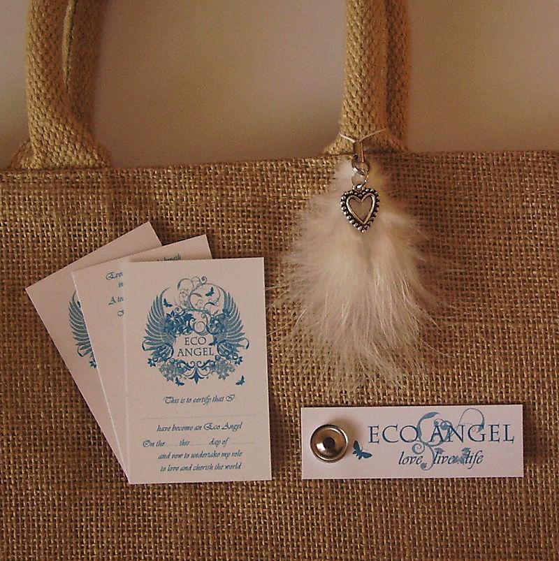 Eco angel bag