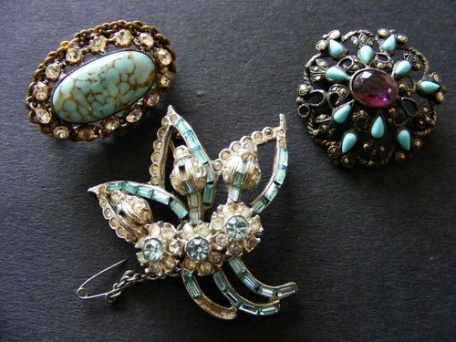Job Lot of Vintage Jewellery 2