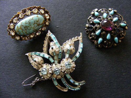 Job Lot of Vintage Jewellery 2