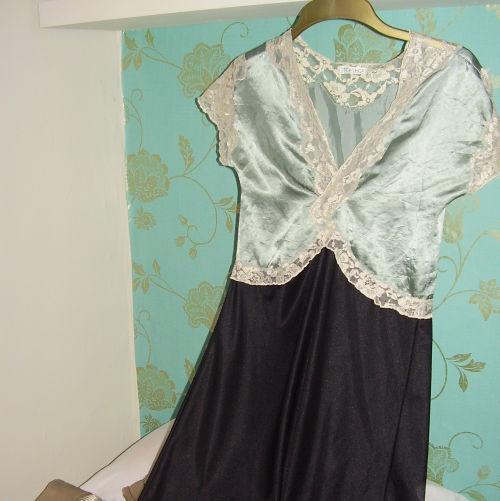 LAURA'S DRESS-A