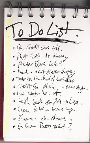 To do 4