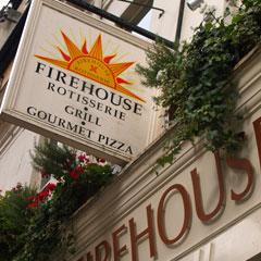 Firehouse rotisserie