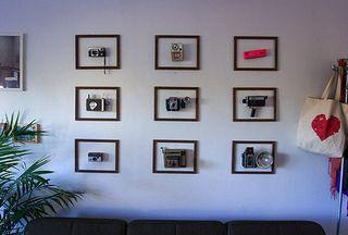 Framed-cameres