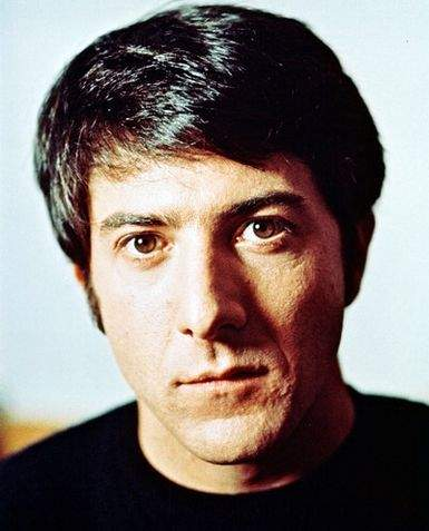 Dustin hoffman young