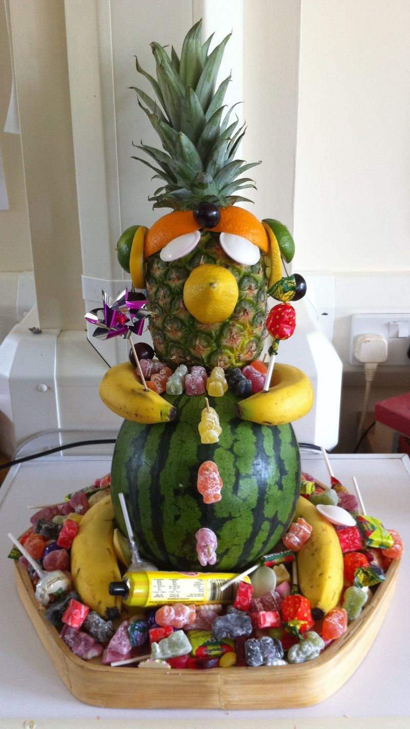 Fruit Buddha 2