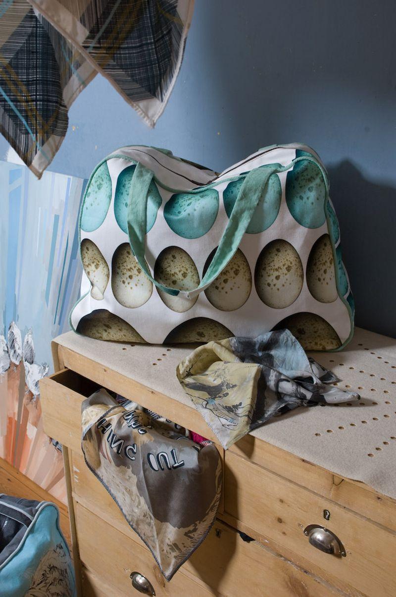 Craig Fellows 300 - (a) 'Bad Egg' Weekend Bag