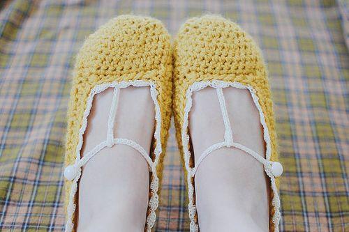 Cosy feet