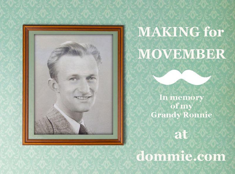 Movemberatdommie