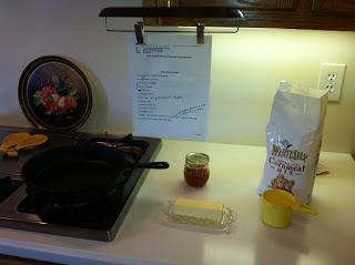 Recipe Hanger
